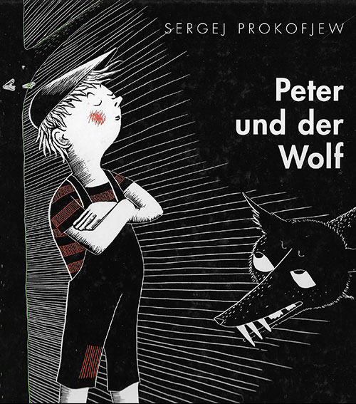 Peter und der Wolf wird zum <b>Videoprojekt</b>