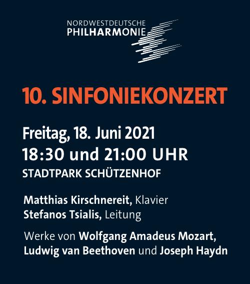 <b>10. Sinfoniekonzert </b>